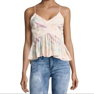 Free people blush tank top